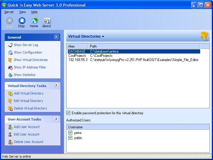 Виртуальный веб-сервер скачать сайты поиска людей в севастополе